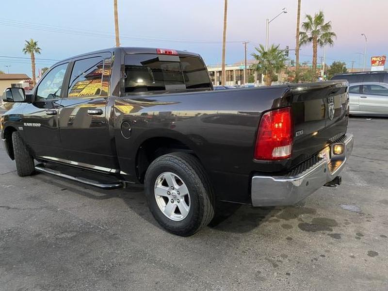 Ram 1500 Crew Cab 2011 price $13,499