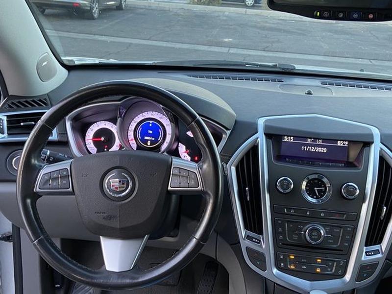 Cadillac SRX 2011 price $8,599