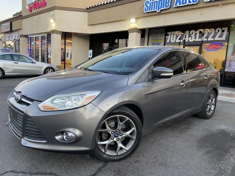 Ford Focus 2013 price $6,199