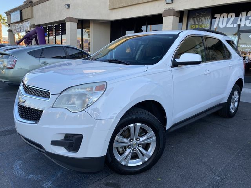 Chevrolet Equinox 2012 price $9,199