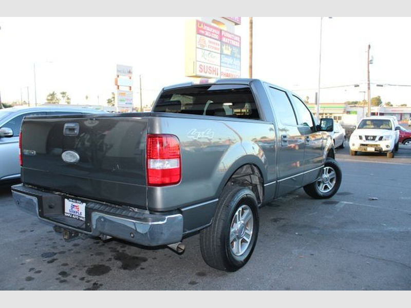 Ford F150 SuperCrew Cab 2008 price $12,599