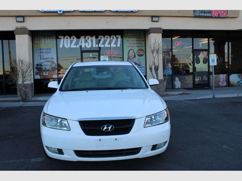 Hyundai Sonata 2006 price $5,099