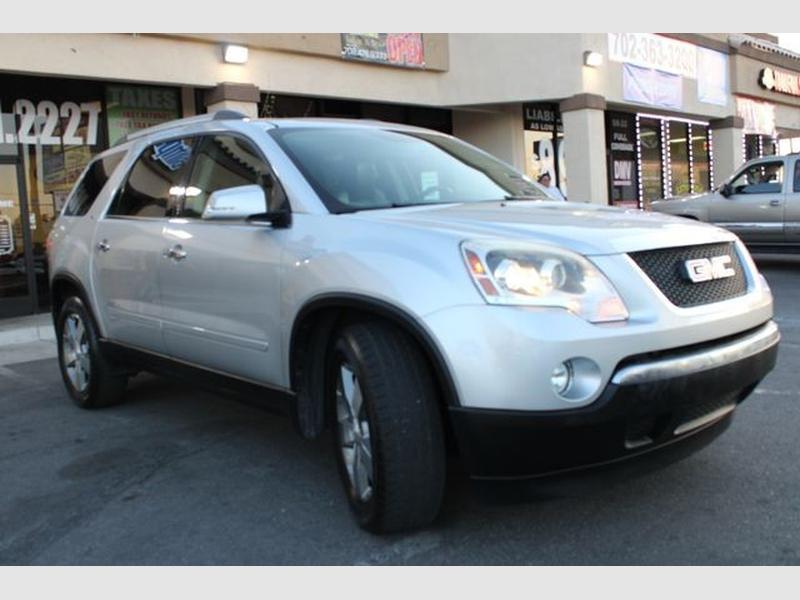 GMC Acadia 2012 price $12,999