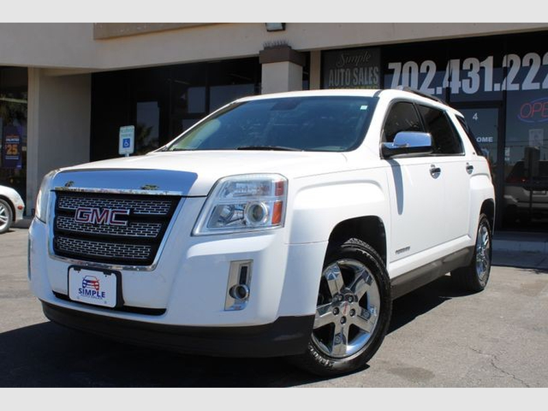 GMC Terrain 2012 price $9,999