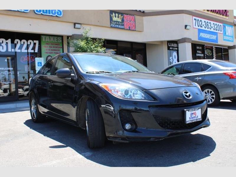MAZDA MAZDA3 2012 price $9,799