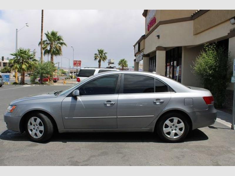 Hyundai Sonata 2008 price $6,799