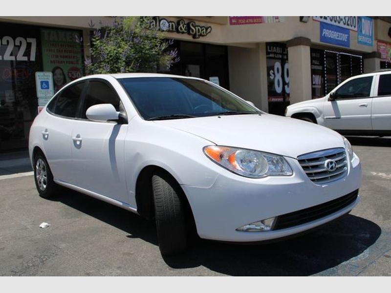 Hyundai Elantra 2010 price $7,599