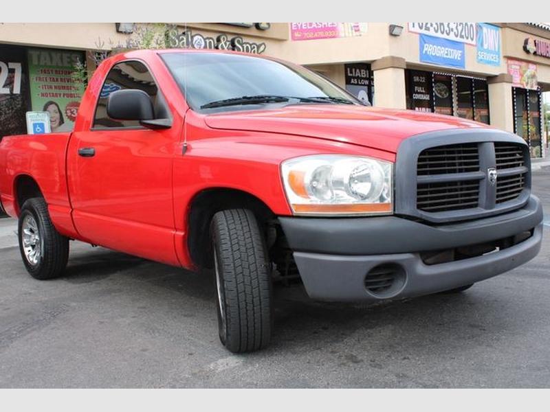 Dodge Ram 1500 Regular Cab 2006 price $8,499