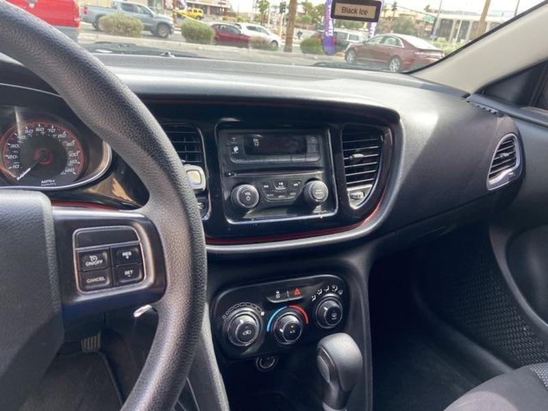Dodge Dart 2015 price $9,399