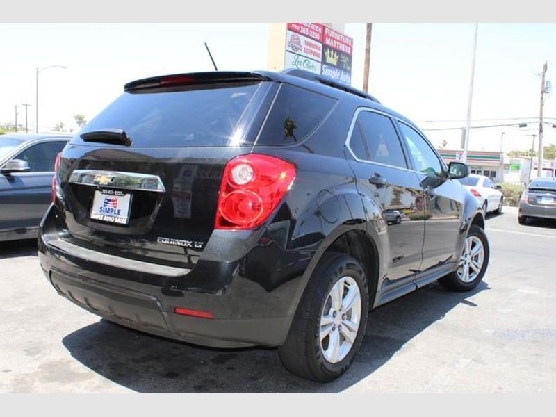 Chevrolet Equinox 2015 price $14,499