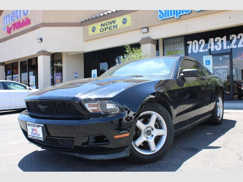 Ford Mustang 2011 price $10,499