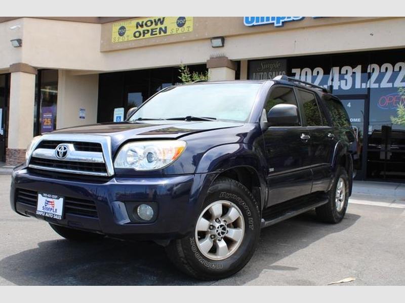 Toyota 4Runner 2009 price $12,999
