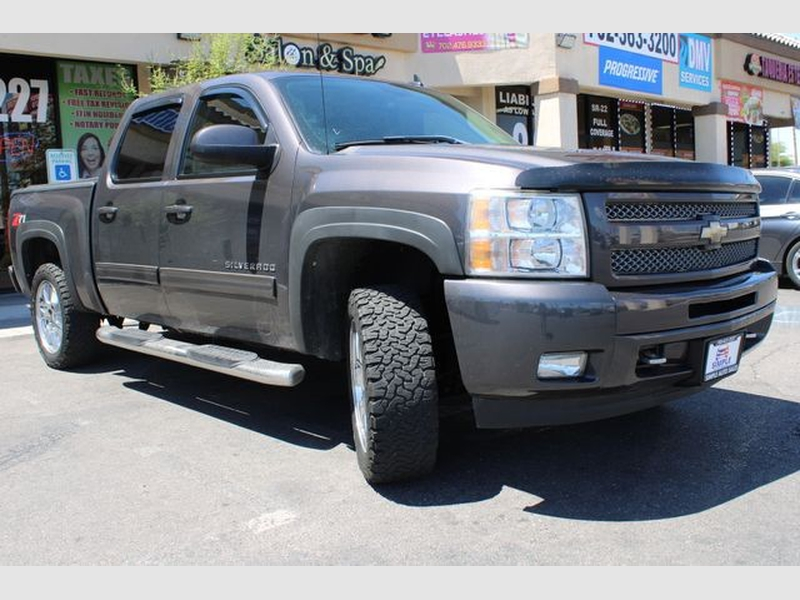 Chevrolet Silverado 1500 Crew Cab 2011 price $16,999