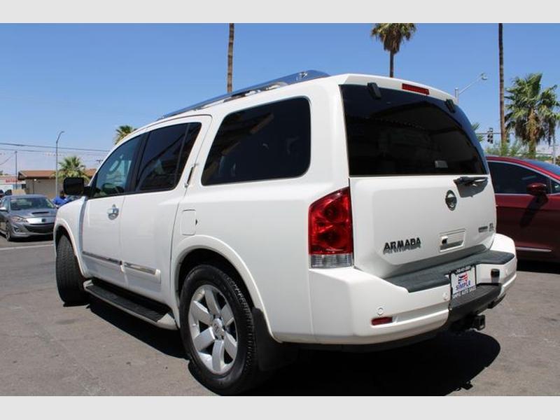Nissan Armada 2012 price $12,799