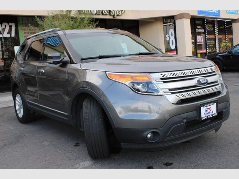 Ford Explorer 2013 price $13,899