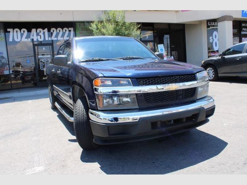Chevrolet Colorado Crew Cab 2007 price $9,999