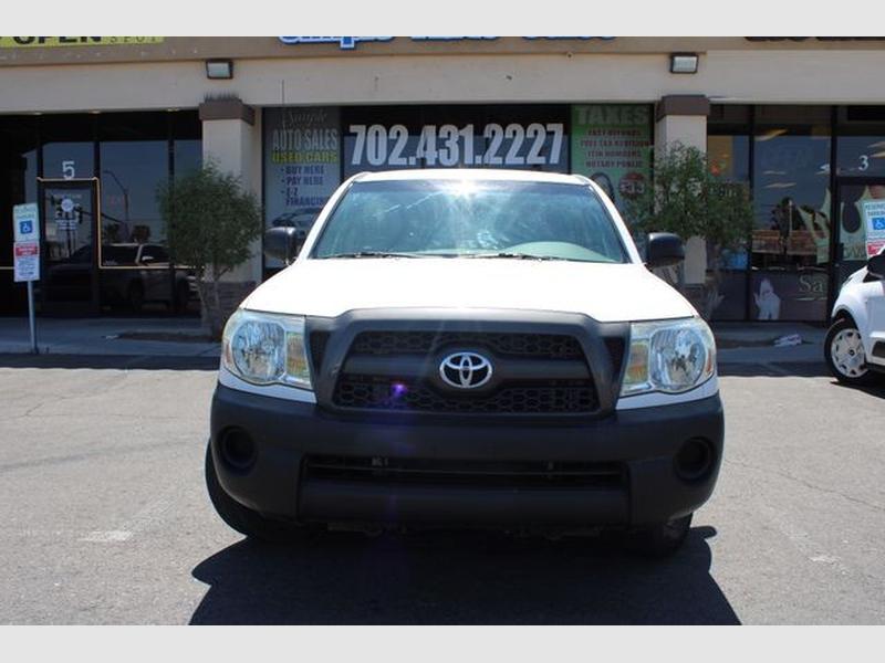 Toyota Tacoma Regular Cab 2011 price $14,599