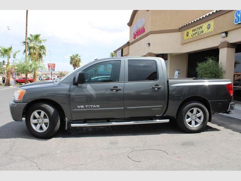 Nissan Titan Crew Cab 2011 price $14,999