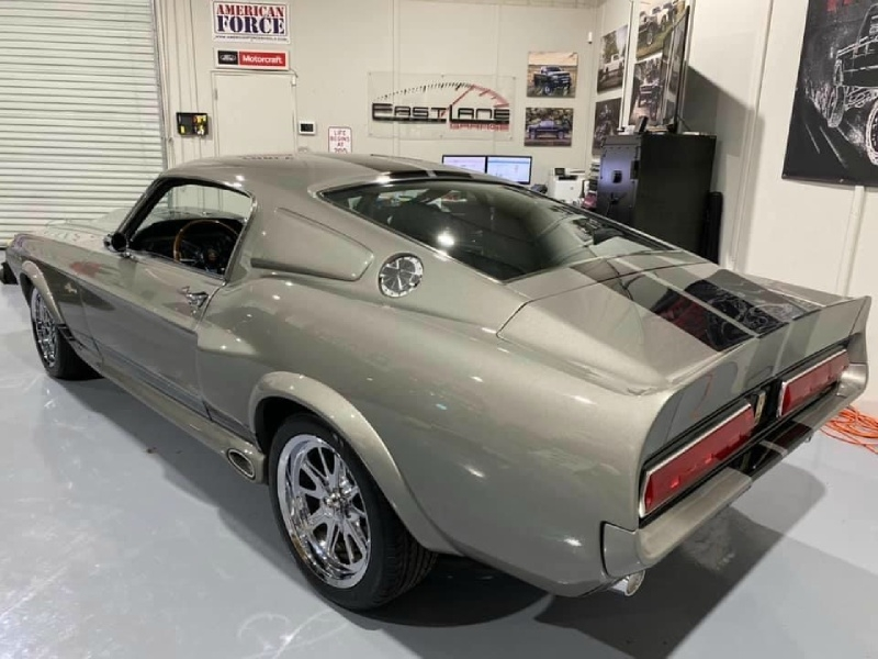 Ford Mustang 1967 price $149,900