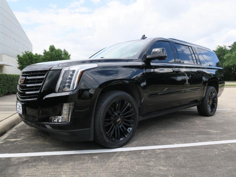 Cadillac Escalade ESV 2015 price $44,800