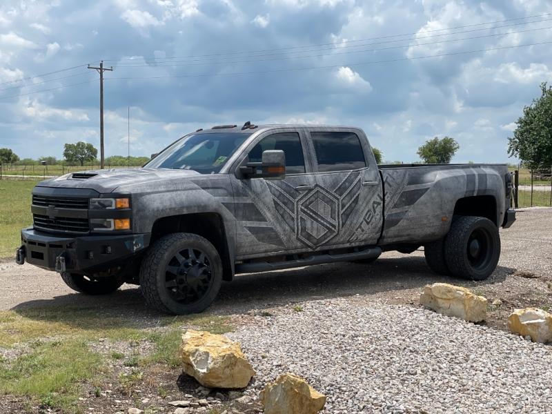 Chevrolet Silverado 3500HD 2017 price $47,800