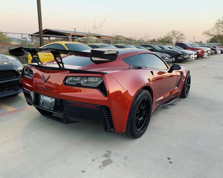 Chevrolet Corvette 2015 price $0