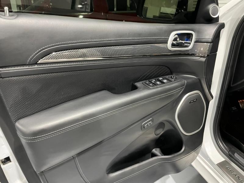 Jeep Grand Cherokee 2018 price $94,900