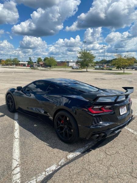 Chevrolet Corvette 2020 price $116,500