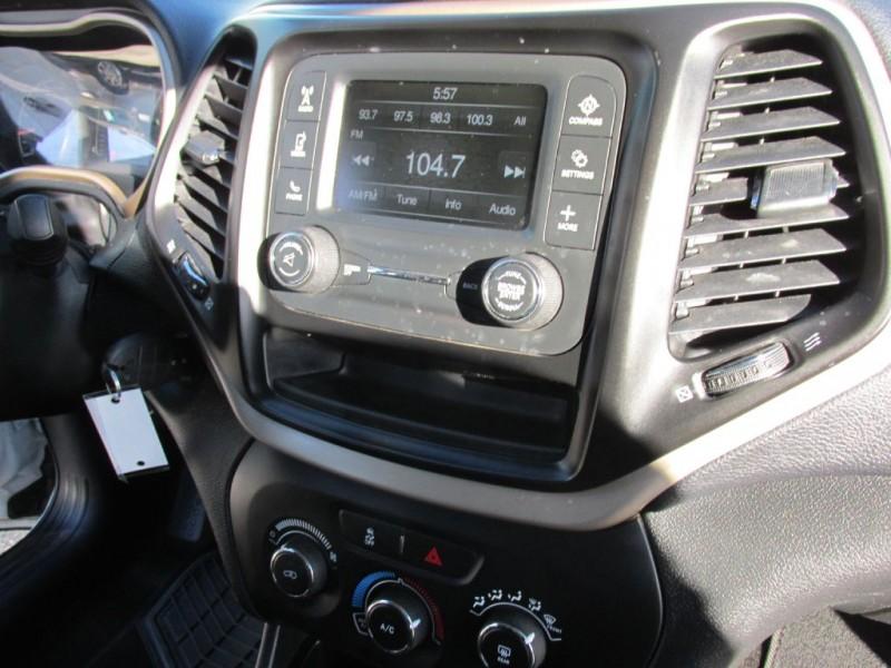 Jeep CHEROKEE 2014 price $10,878