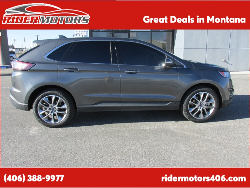 Ford EDGE 2015 price $17,878