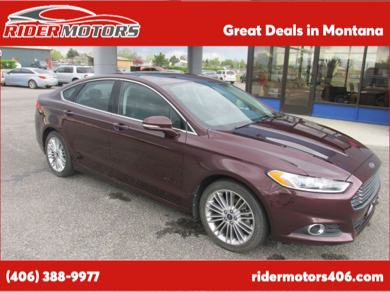 FORD FUSION 2013 price $13,800