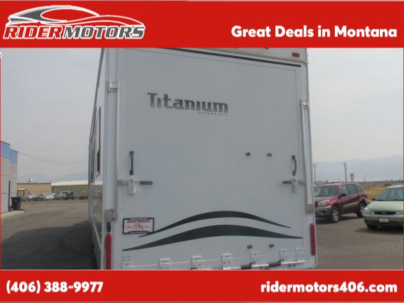 GLENDALE TITANIUM 36E41MPRV 2008 price $25,000