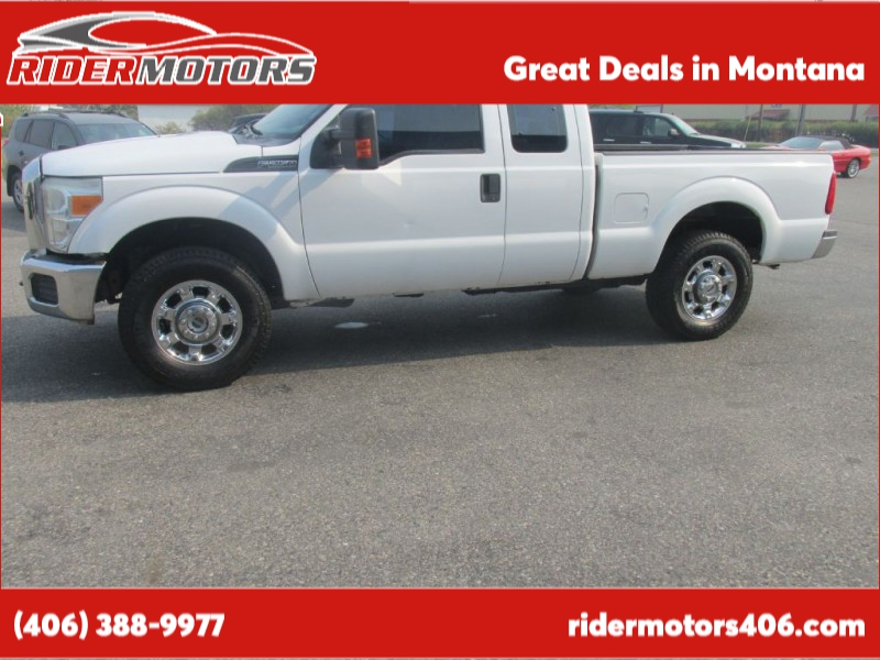 FORD F250 2012 price $16,900