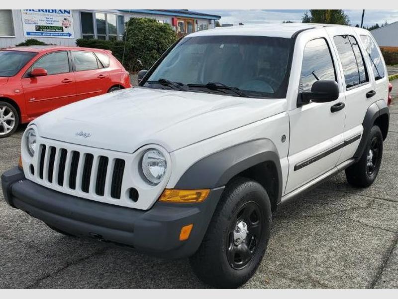 Jeep LIBERTY 2007 price $4,995