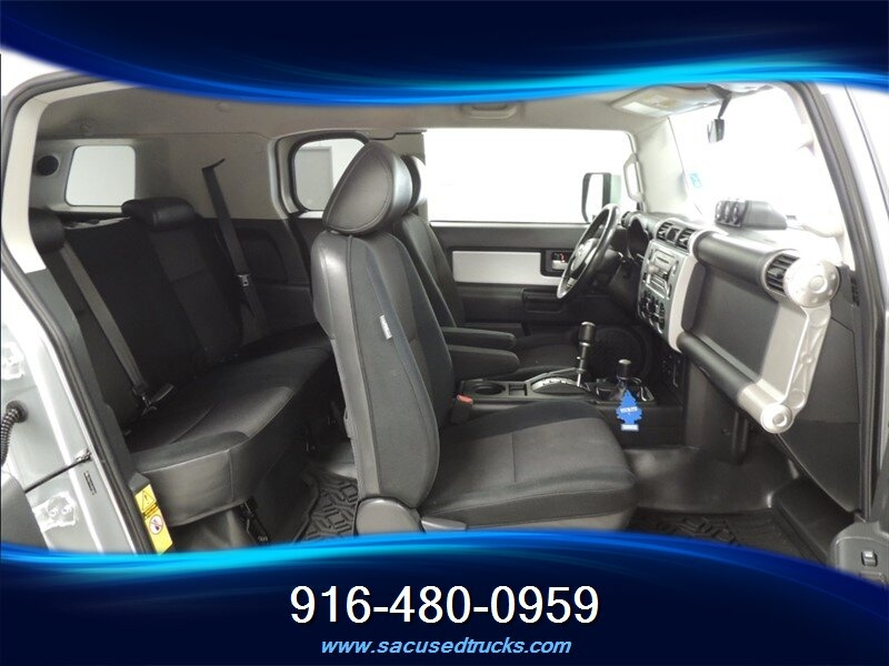 Toyota FJ Cruiser 2007 price $21,990