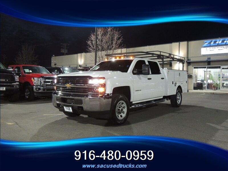 Chevrolet Silverado 3500 2015 price $43,990