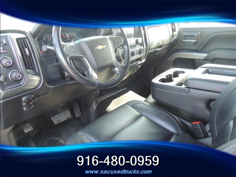 Chevrolet Silverado 1500 Crew Cab 2017 price $45,000