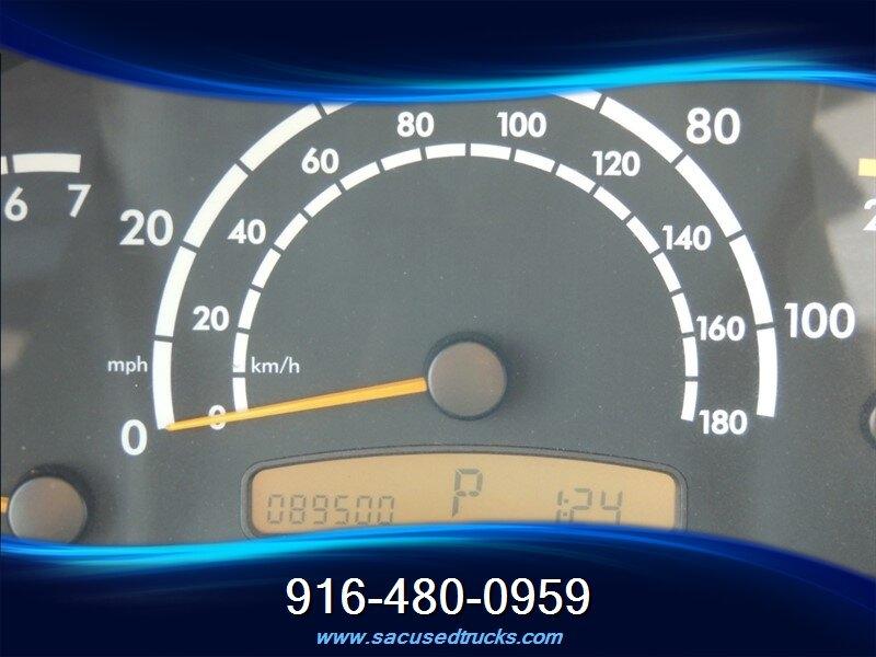 Dodge Sprinter 2005 price $31,990