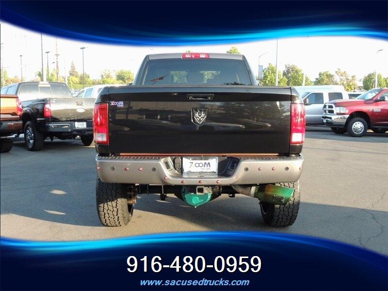 Ram 2500 2011 price $56,990