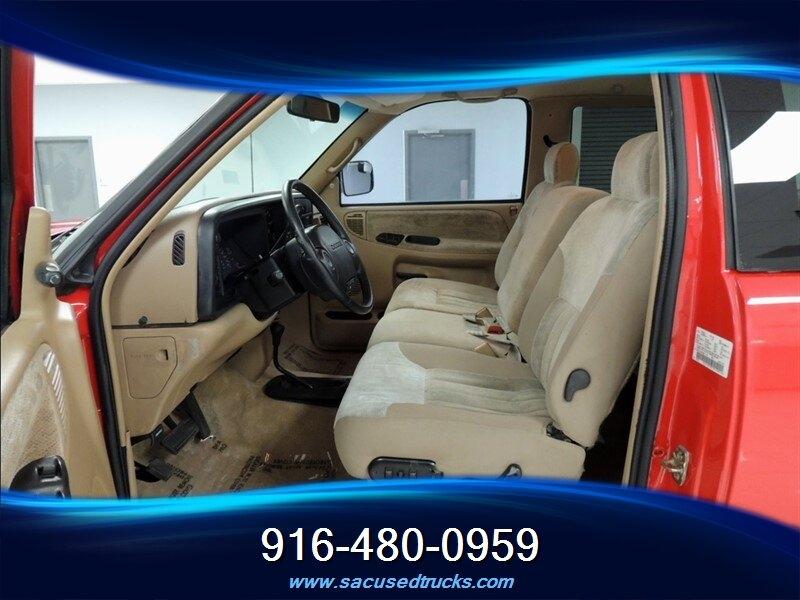 Dodge Ram 2500 1997 price $30,990