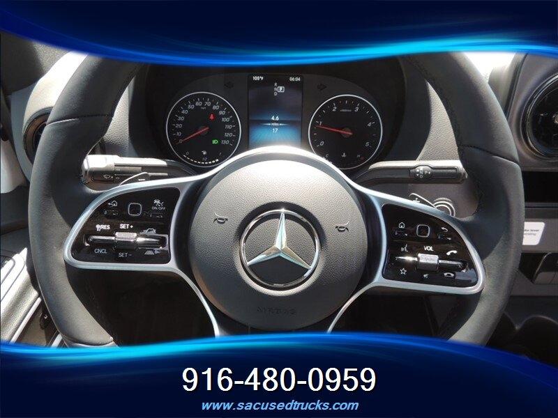 Mercedes-Benz Sprinter 2019 price $52,990