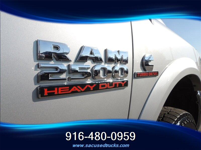 Ram ram 2500 2015 price $50,990