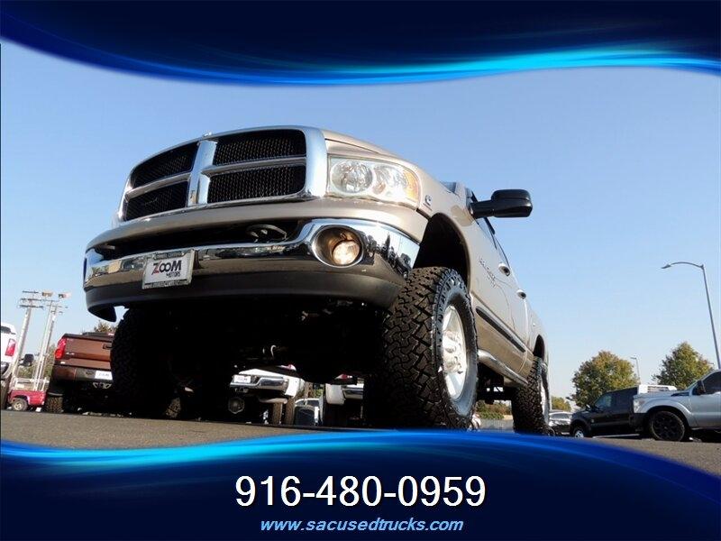 Dodge Ram 2500 2005 price $34,990
