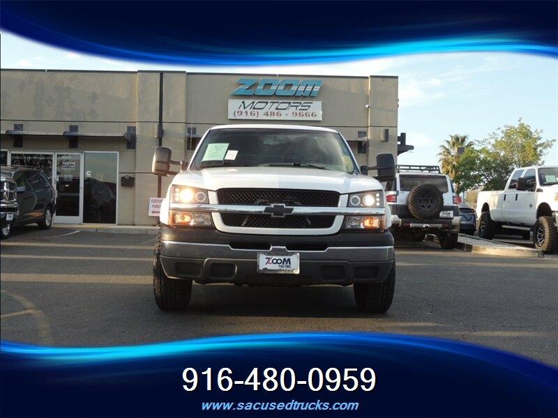 Chevrolet Silverado 2500 2004 price $19,990