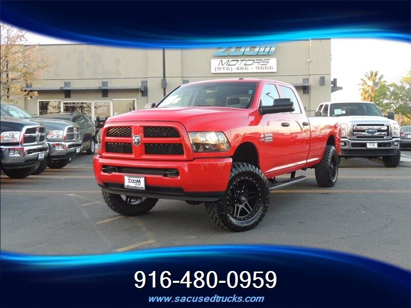Ram 3500 2015 price $45,990