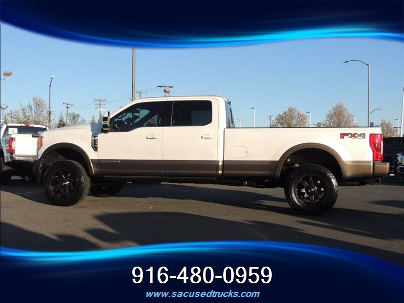 Ford F-350 2017 price $74,990