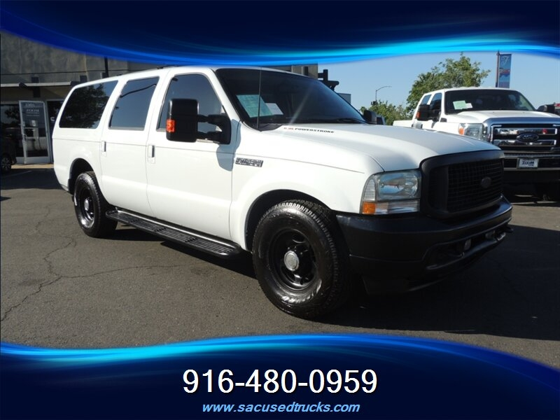 Ford Excursion 2003 price $21,990