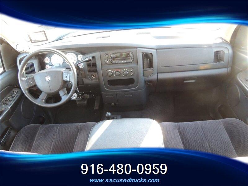 Dodge Ram 3500 2004 price $34,990