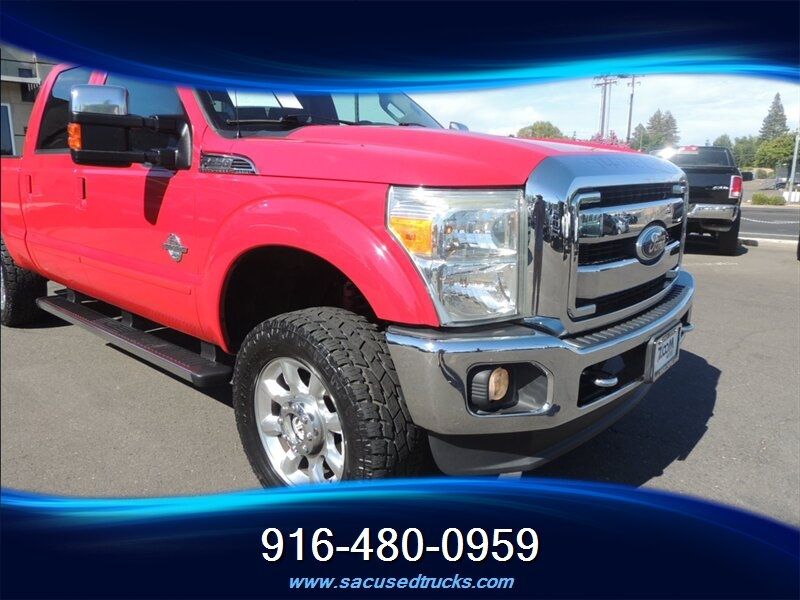 Ford F-250 2011 price $39,990