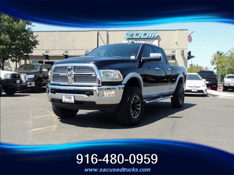 Ram 2500 2013 price $55,990